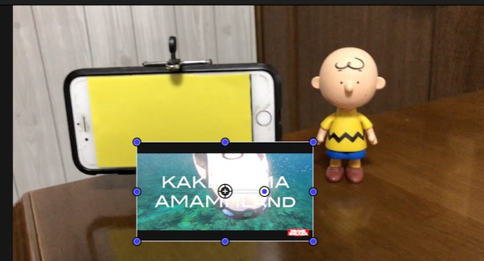 【映像編集】『MOTION』を使って動いている画面に映像を合成する方法